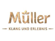 Logo - Müller Steirische Harmonikas