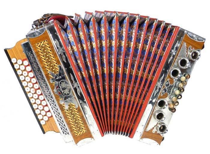 Leihinstrument Steirische Harmonika
