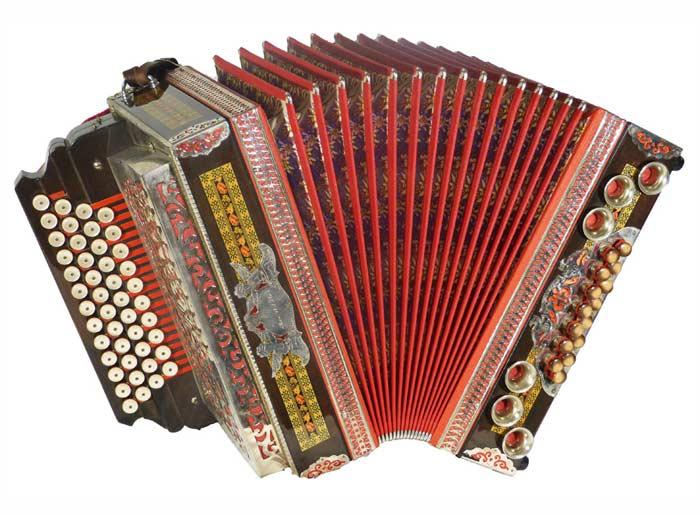 Leihinstrument Steirische Harmonika Flatscher