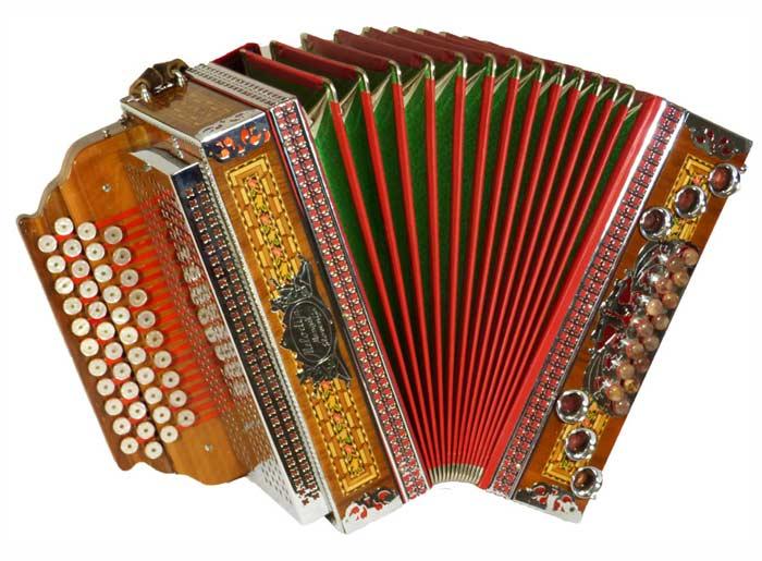 Leihinstrument Steirische Harmonika Melodia