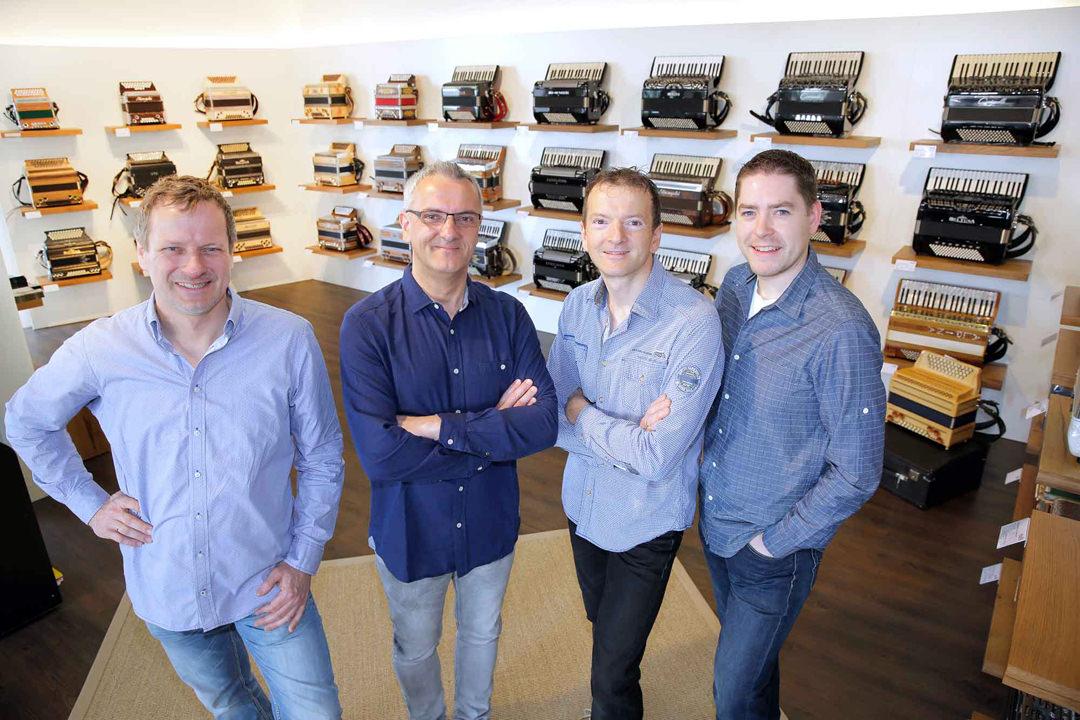 Firmenphilosophie - Das Musik-Rumberger-Team
