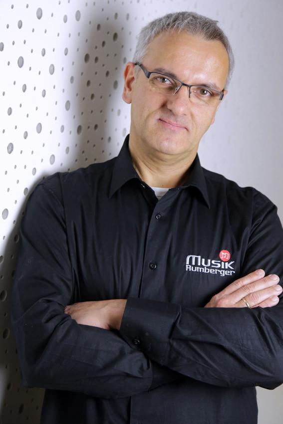 Emmeran Rumberger, Elektronikspezialist