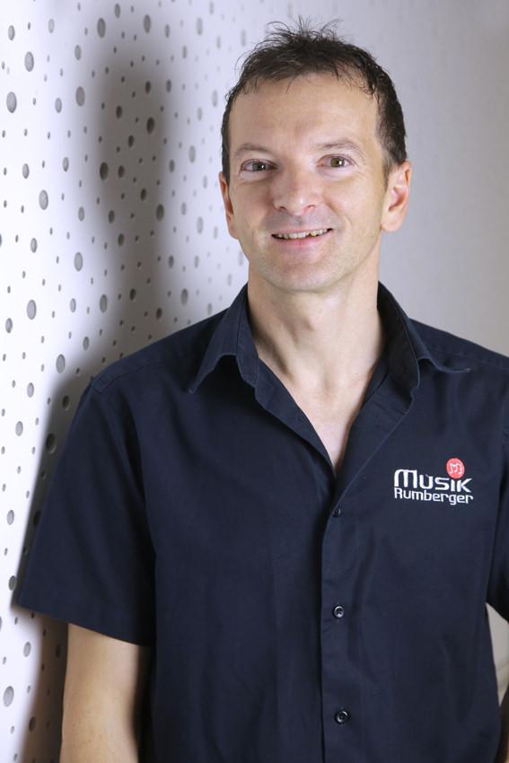 Peter Rumberger, Produktspezialist