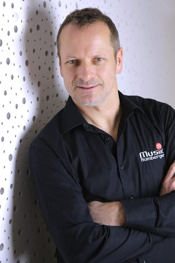 Stephan Rumberger, Handzuginstrumentenspezialist