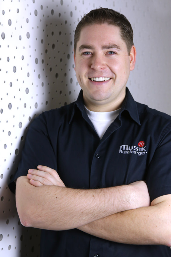 Philipp Wieczorek, Produktspezialist