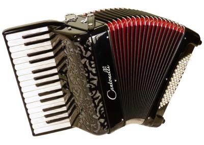 Akkordeon Cantonelli 302 Compact