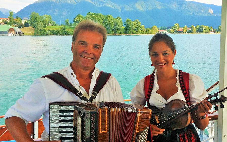 """Klaus Bacher - Duo """"Larisa & Klaus"""""""