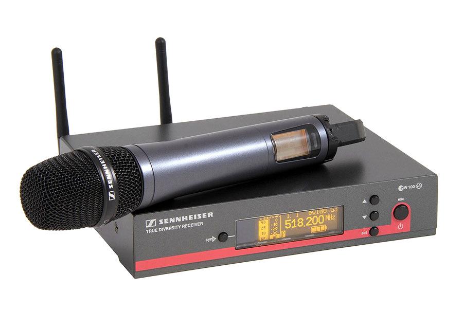 Drahtlosanlagen - Funk und Bluetooth