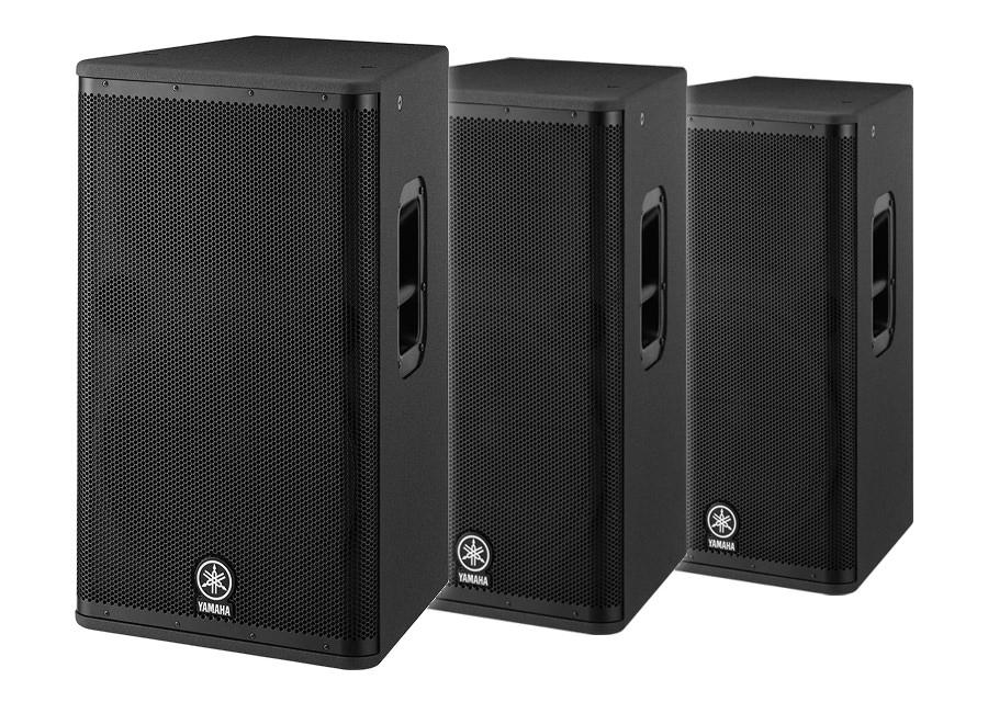 Lautsprecher - Sie haben dei Wahl zwischen Aktiv-Boxen und Passiv-Boxen