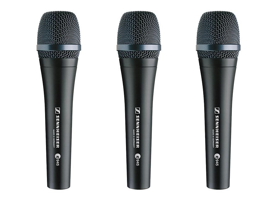 Mikrofon Set