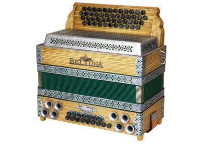 Steirische Harmonika Beltuna Alpstar IV D Natur