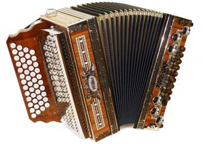 Steirische Harmonika Müller Hochosterwitz