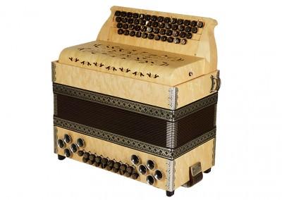 Steirische Harmonika Alpengold Stubach Klassik