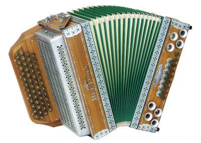 Steirische Harmonika Beltuna Alpstar IV D Nuss