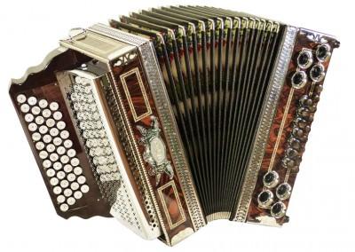 Steirische Harmonika Müller Heiligenblut