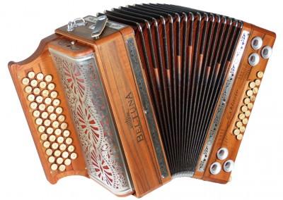 Steirische Harmonika Beltuna Alpstar IV D Exclusiv - Tineo