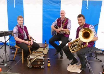 Zaunstemp'n-Trio