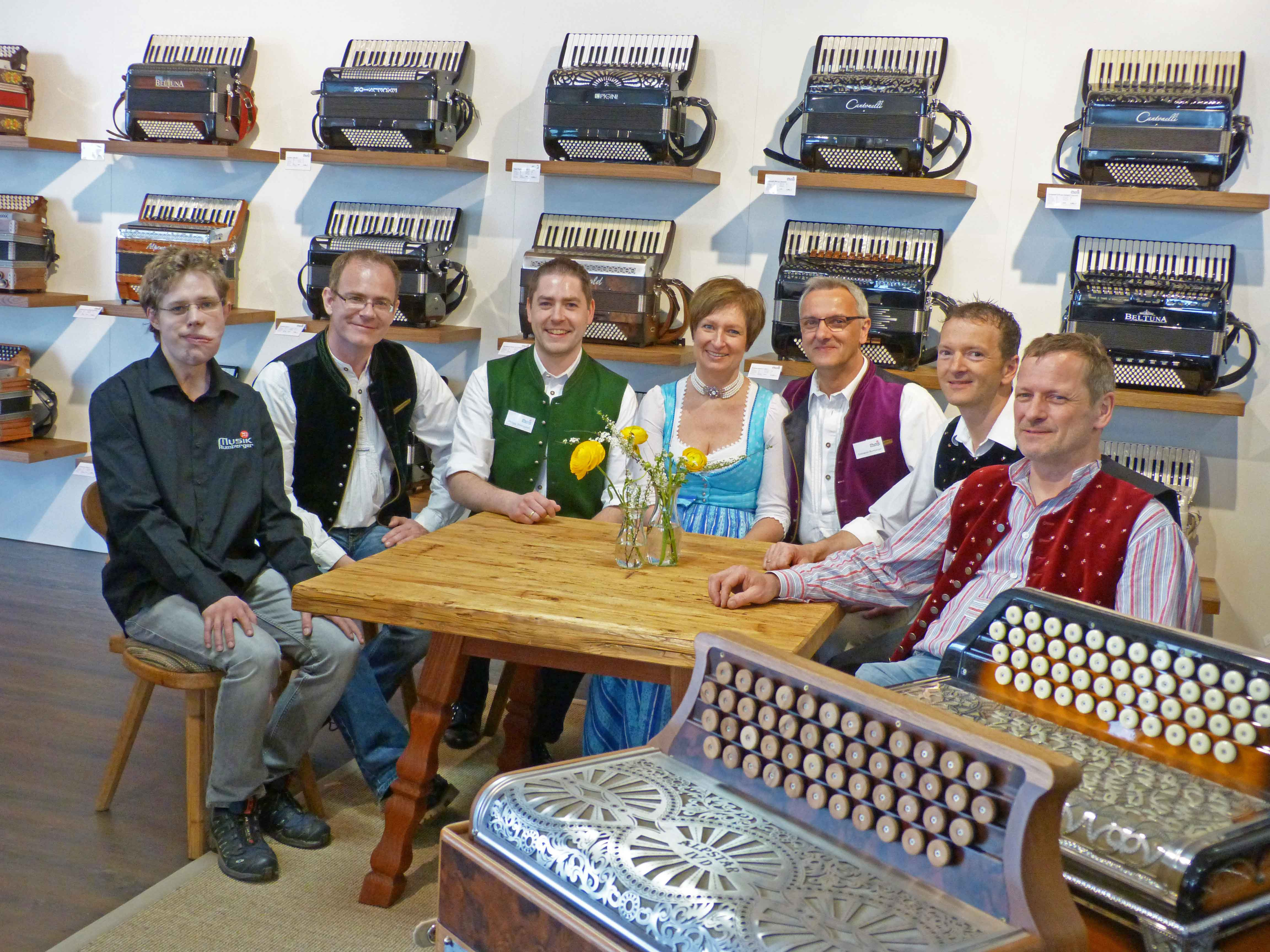 Musik-Rumberger-Team