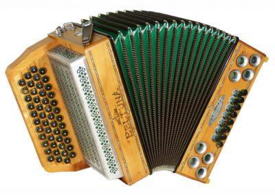 Steirische Harmonika Beltuna Alpstar IV D/2