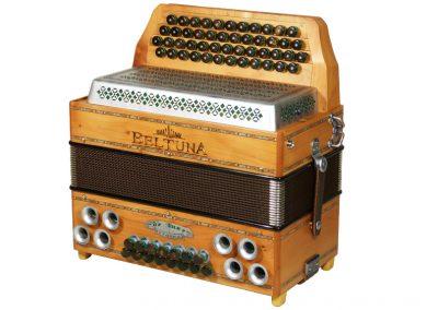 Steirische Harmonika Beltuna Alpstar IV D2