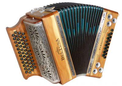 Steirische Harmonika Beltuna Alpstar IV D Exclusiv - Eibe