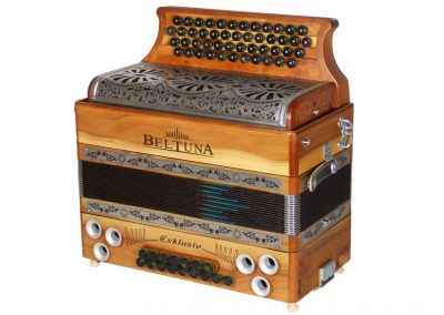 Steirische Harmonika Beltuna Alpstar IV D Exclusiv Eibe