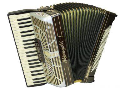 Akkordeon Alpengold Krainer 3M
