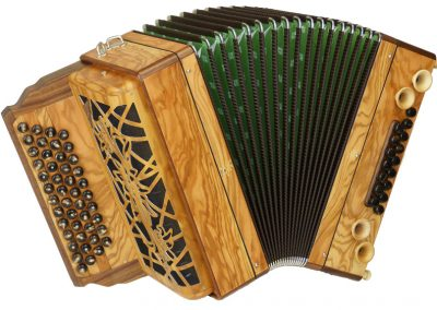 Steirische Harmonika Beltuna Alpstar IV D 36