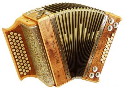 Steirische Harmonika Beltuna Alpstar IV D Exclusiv - Ulme
