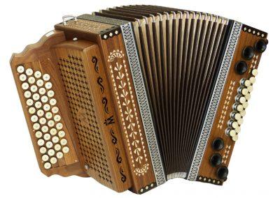 Steirische Harmonika Müller Massiv Mondschein