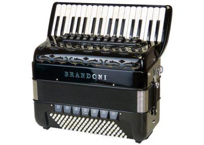 Akkordeon Brandoni Mod. 68 CL