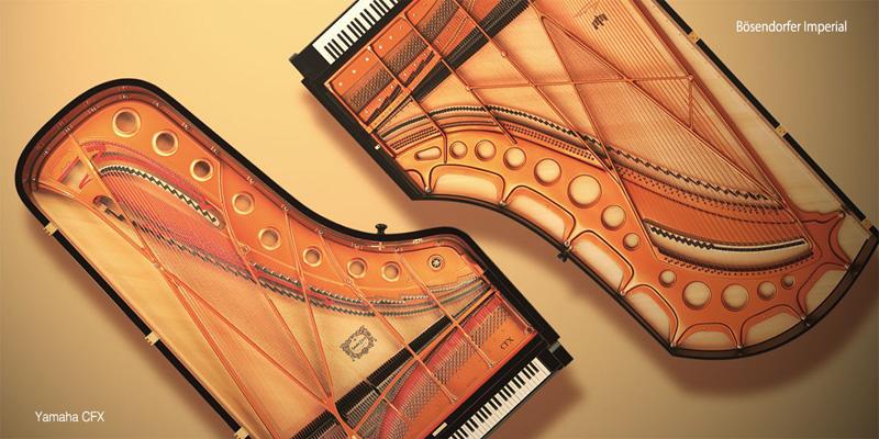 Neue Digitalpiano-Serie Yamaha Clavinova CLP-600 bei uns verfügbar