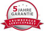 5 Jahre Garantie