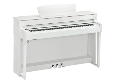 E-Piano Yamaha CLP-645 WH