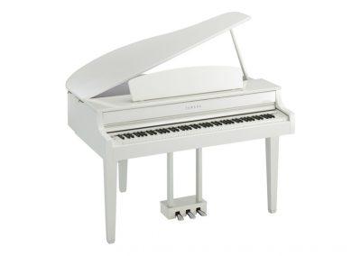 E-Piano Yamaha CLP-665 GP WH