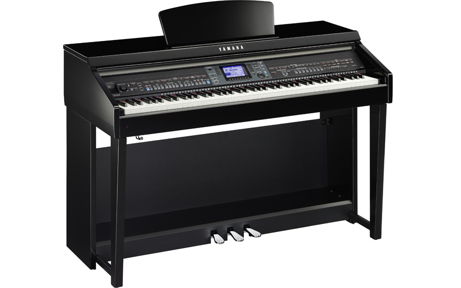 clavinova das beste digitalpiano von yamaha musik. Black Bedroom Furniture Sets. Home Design Ideas