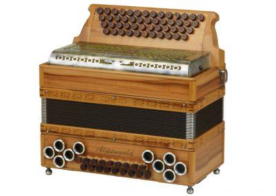 Steirische Harmonika Alpengold Original Apfel