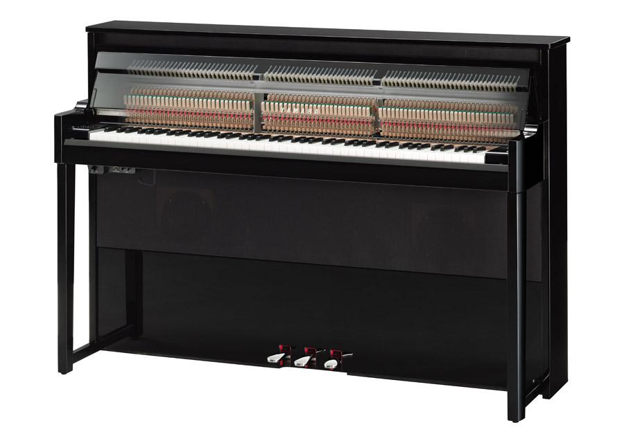 Hybrid-Piano Yamaha NU-1X eingetroffen
