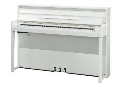 Hybrid-Piano Yamaha NU-1X PBW