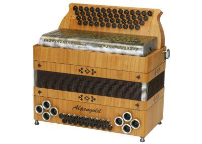 Steirische Harmonika Alpengold Pix 1 - Kirsche