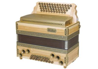 Steirische Harmonika Müller Kernesche