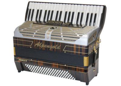 Akkordeon Alpengold Krainer 3M - Makassar