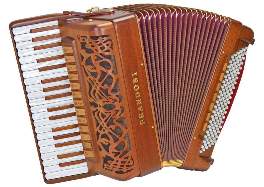 Neue Akkordeons bei Musik Rumberger