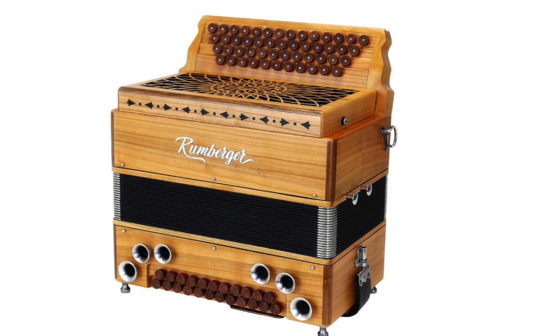 Vorstellung der Rumberger Harmonika Cassotto 50/23 R