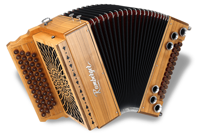 "Rumberger Harmonika ""Cassotto 50/23 R"""