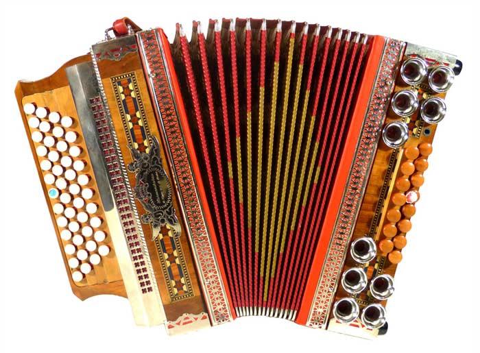 Leihinstrument Steirische Harmonika Kainz