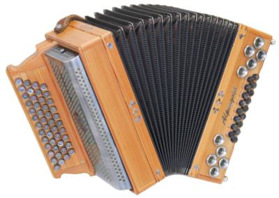 Steirische Harmonika Alpengold Pix 2 - Lärche