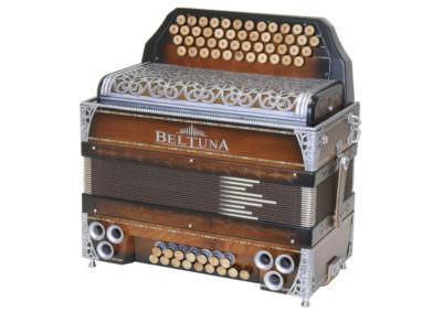 Steirische Harmonika Beltuna Alpstar IV D Emotion - Ulme