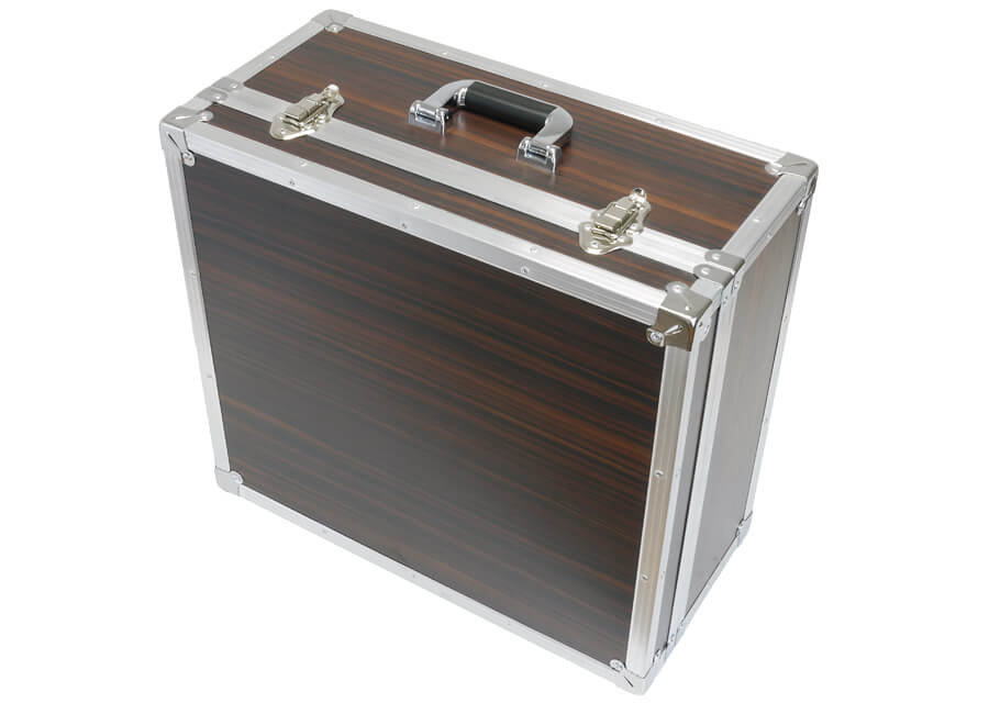 Koffer für Harmonika Alpengold Flightcase