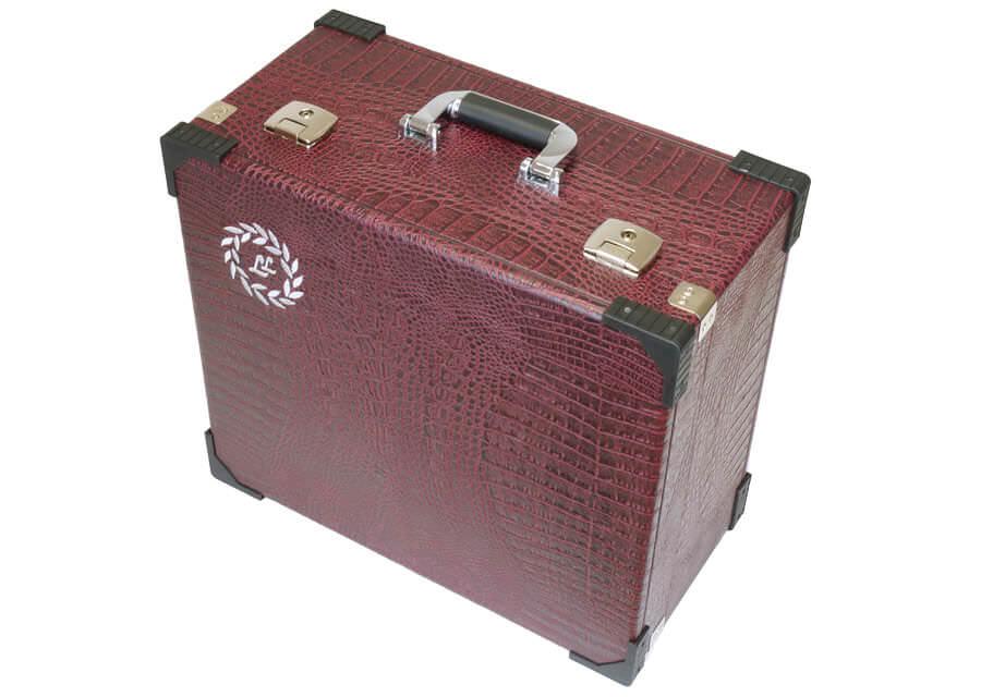 Koffer für Harmonika Alpengold Standard